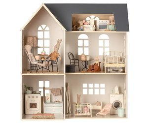 Domek dla lalek- House of miniature - Dollhouse, Maileg