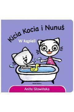 Kicia Kocia i Nunuś w kapieli
