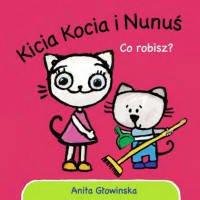 Kicia Kocia i Nunuś co robisz