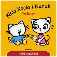 Kicia Kocia i Nunuś Kochamy