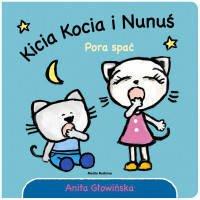Kicia Kocia i Nunuś pora spać