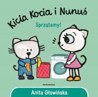 Kicia Kocia i Nunuś Sprzątamy