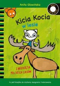 Kicia Kocia w lesie