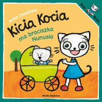Kicia Kocia ma braciszka Nunusia