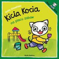 Kicia Kocia na placu zabaw